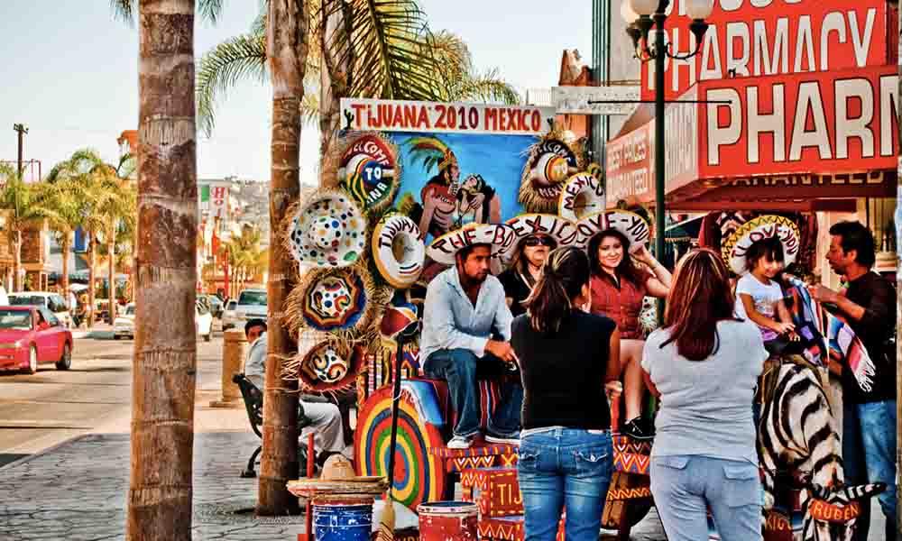 Tijuana, una ciudad fronteriza que tiembla por Trump