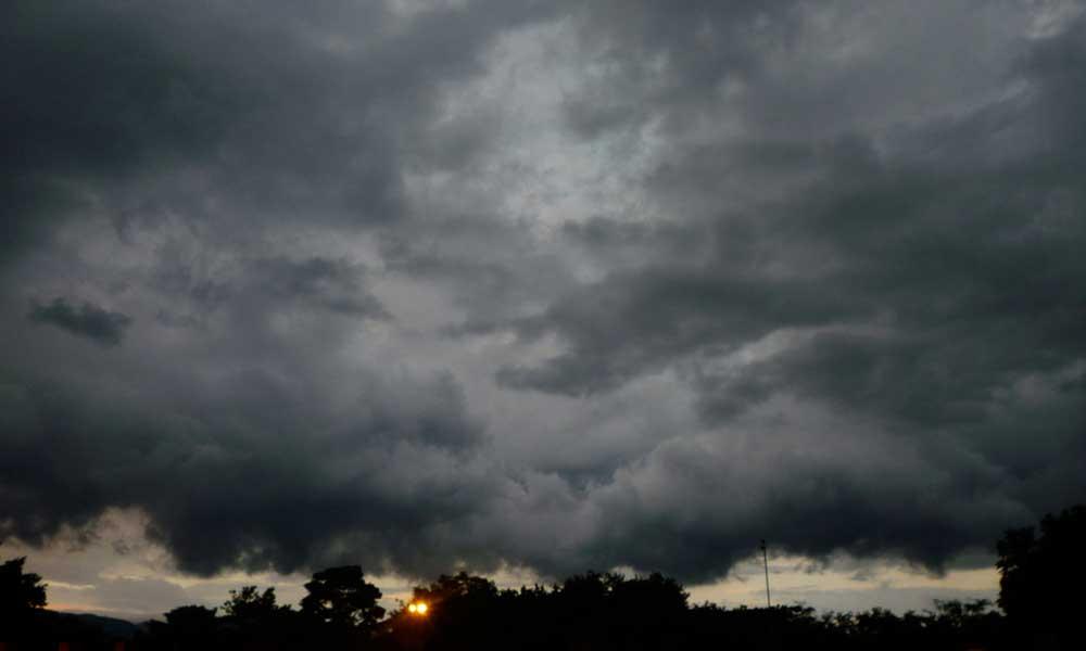 Pronostica Protección Civil tormenta eléctrica para esta tarde