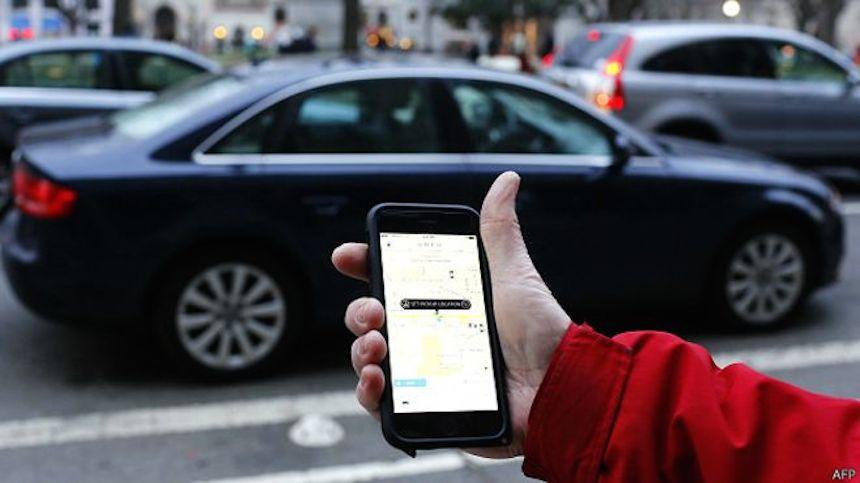 Uber anuncia aumento de precios debido al gasolinazo