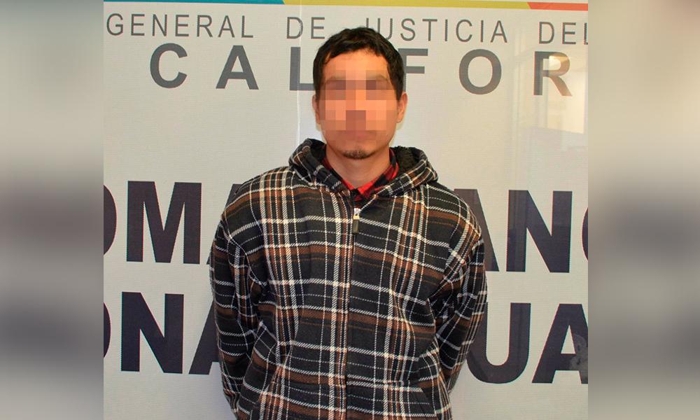 Capturan a sujeto por violación en Tijuana