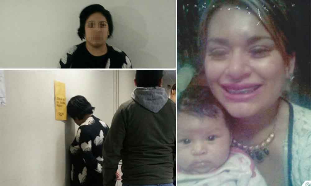 Aprehenden a presunta homicida de Jazmín Estefania Gopar