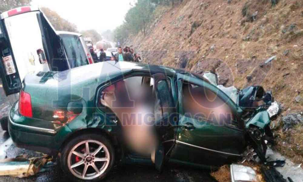 Muere familia completa en terrible accidente