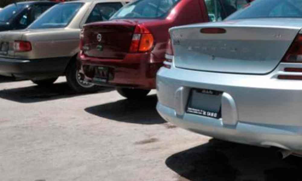 Vehículos sin placas podrán cruzar a EU con permiso provisional vehicular