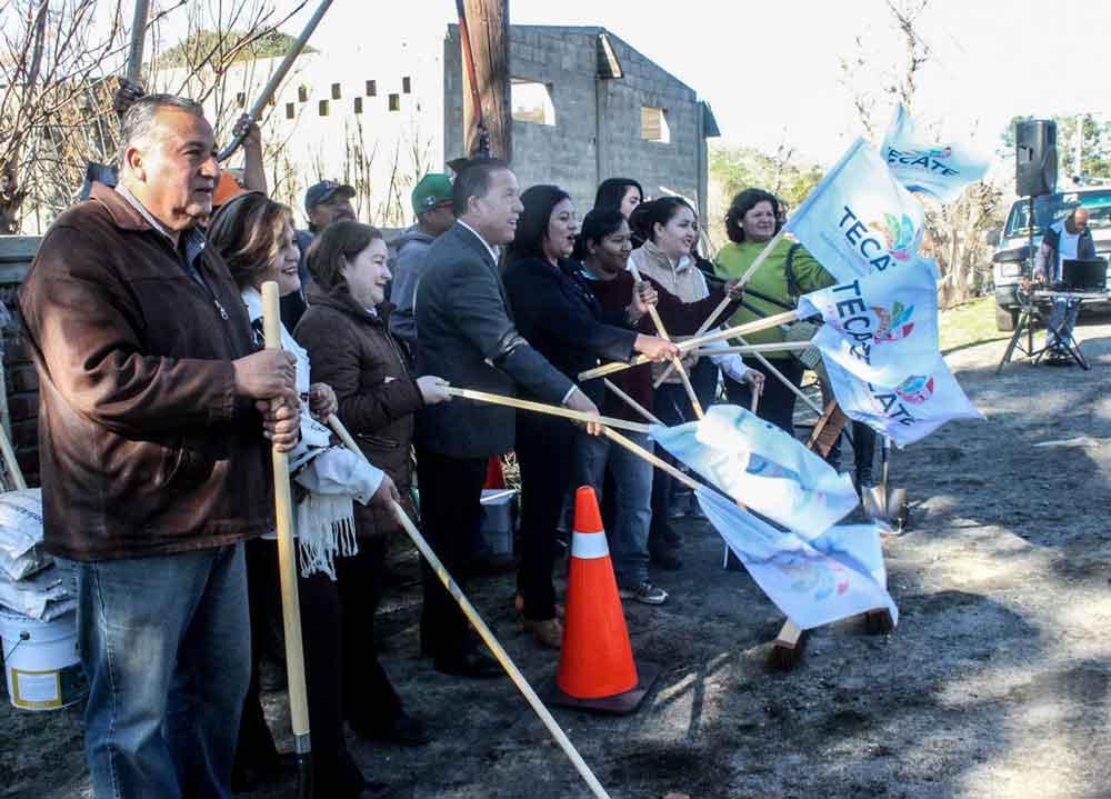 Inicia programa de empleo temporal en Tecate