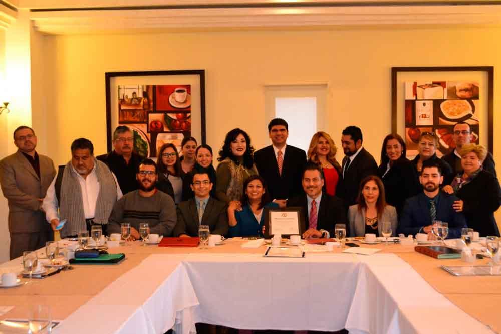 Trabajarán Gobierno de Tecate y Federación de Abogados en beneficio de la comunidad
