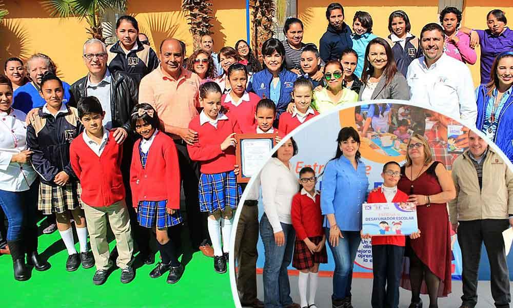 Entrega Presidenta de DIF Baja California licencia de operación a orfanatorio Emmanuel
