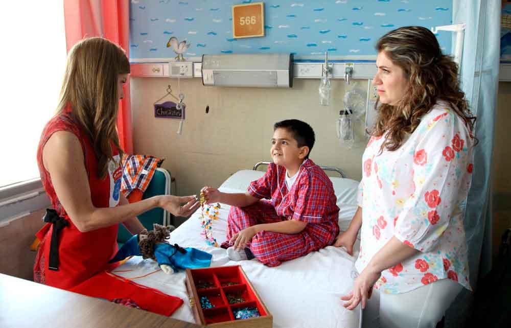 pone en marcha IMSS plan estratégico para combatir el cáncer infantil