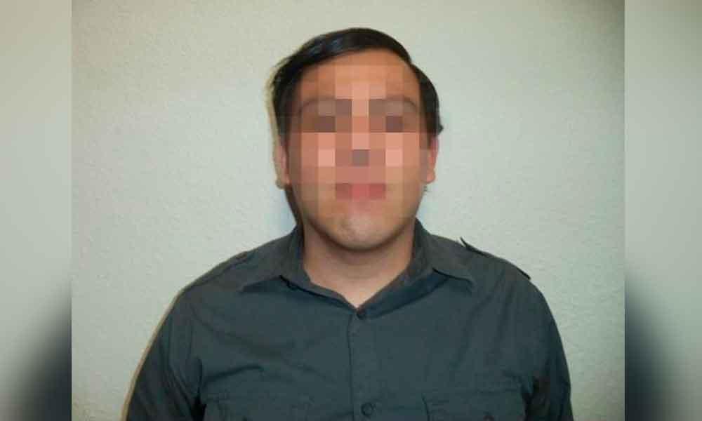 Capturan en Tecate a sujeto por violación a menor de 13 años