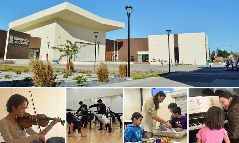 Ingresan más de 350 personas a estudiar en CEART Tecate
