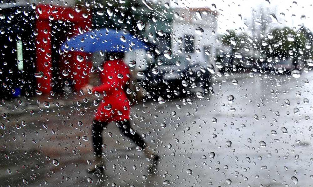 Alerta: Vienen fuertes lluvias para la región este fin de semana