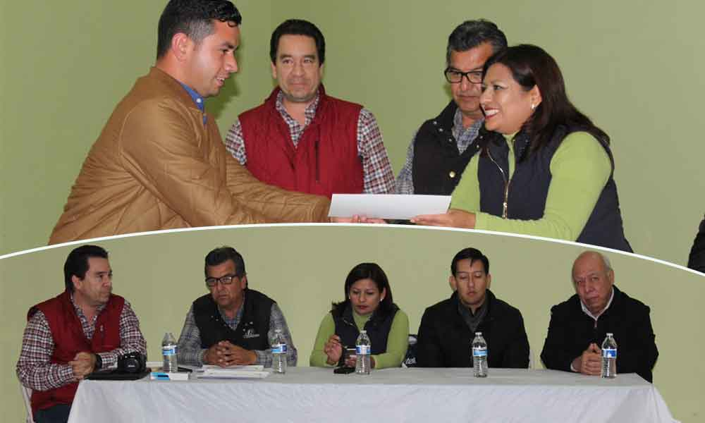 Colegios de arquitectos e ingenieros estrechan vínculos de trabajo en la Alcaldesa Nereida Fuentes