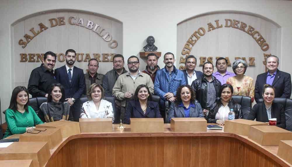Aprueba Cabildo nuevo Comité de Seguridad Pública