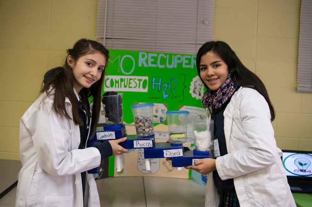 Realizan concurso de ciencia y tecnología en secundarias de Mexicali