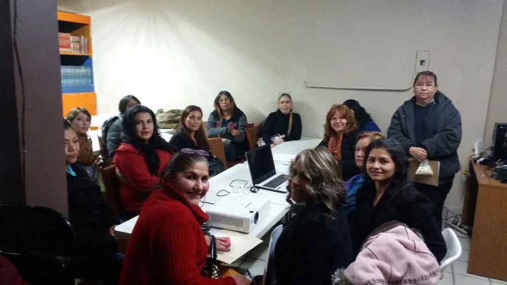 """""""De Mujer a Mujer"""", un programa incluyente: Marina Calderón"""