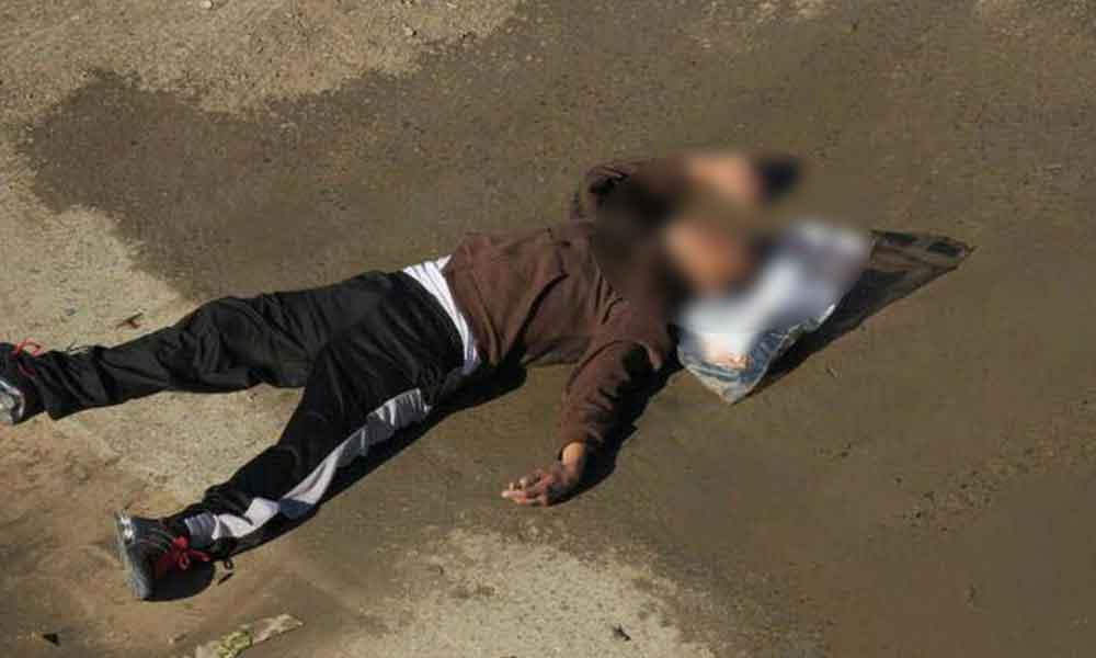 Hombre se lanza de puente peatonal en Tijuana tras ser deportado de EU