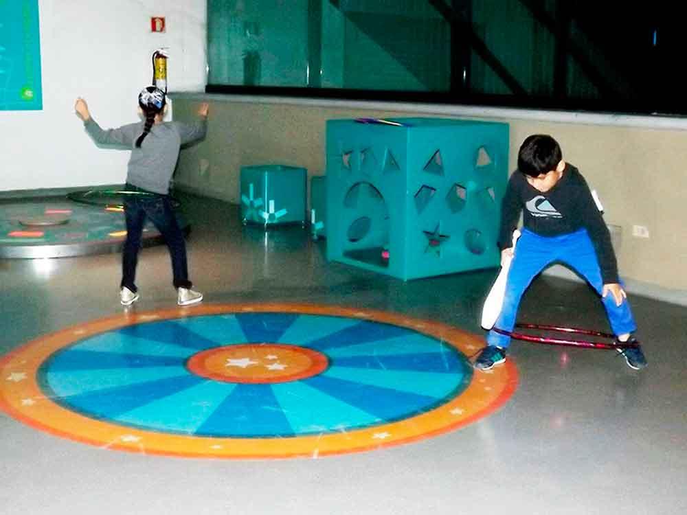 """Disfrutaron deportes en """"Viernes de Museo"""" en Museo El Trompo"""