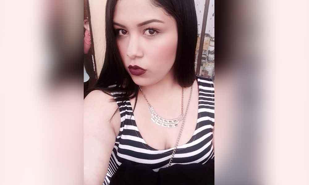Ayúdanos a localizar a Sofía de 17 años