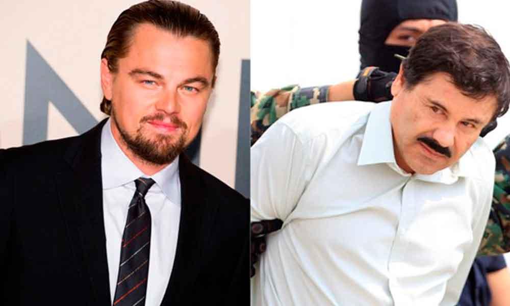 """DiCaprio podría protagonizar película inspirada en """"El Chapo"""""""
