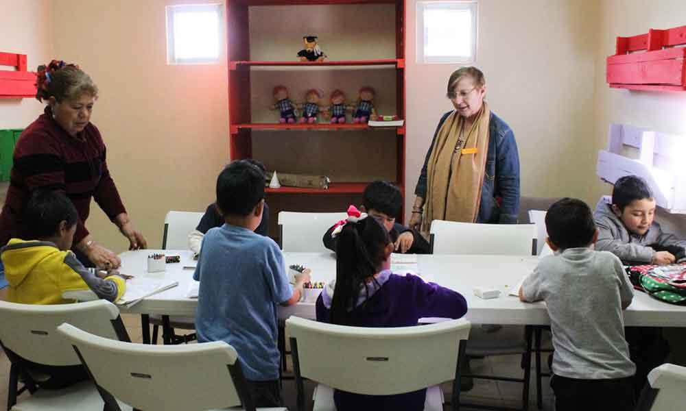 Inicia DIF Tecate cursos de regularización para niñas y niños de primaria