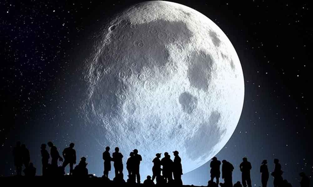 Luna de Nieve, eclipse lunar y cometa iluminarán el cielo este viernes