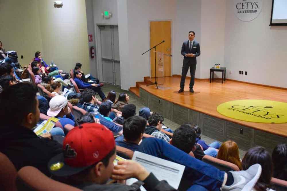 Presentan en Cetys Universidad apoyos para emprendedores