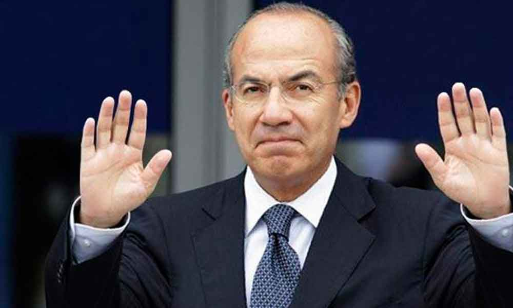 Cuba niega ingreso de Felipe Calderón a la isla