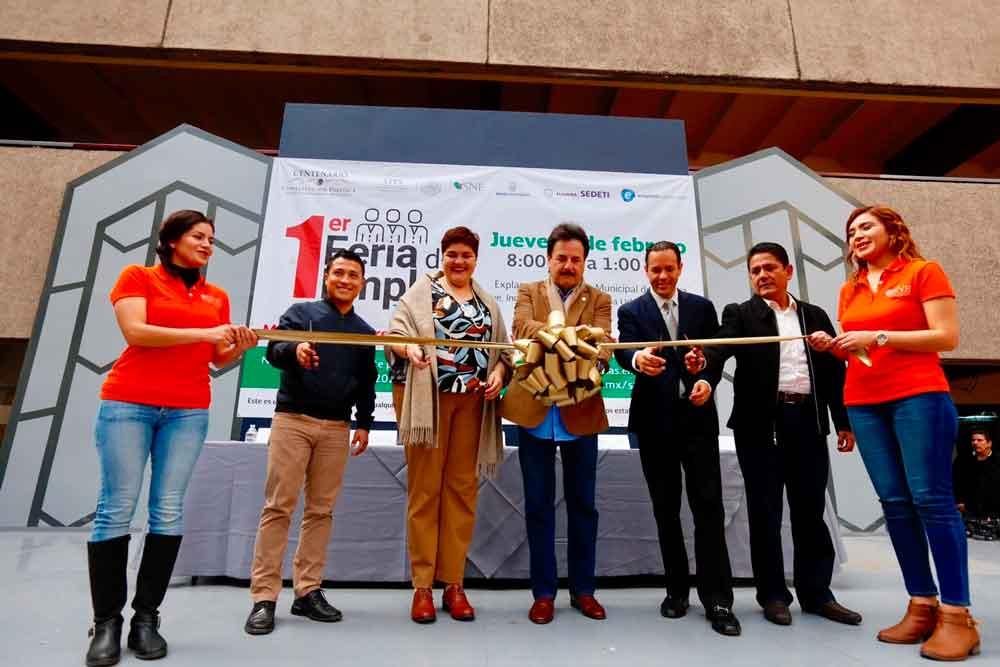 Realizan Primera Feria del Empleo Tijuana 2017