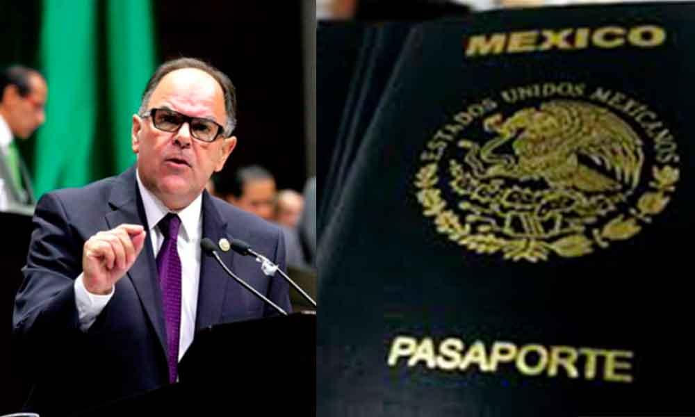 Solicita Dip. Alfredo Ferreiro Oficina de SRE para emisión de pasaportes en Tecate