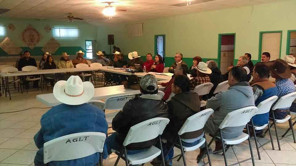 Ganaderos aportan propuestas para el plan municipal de desarrollo de Tecate