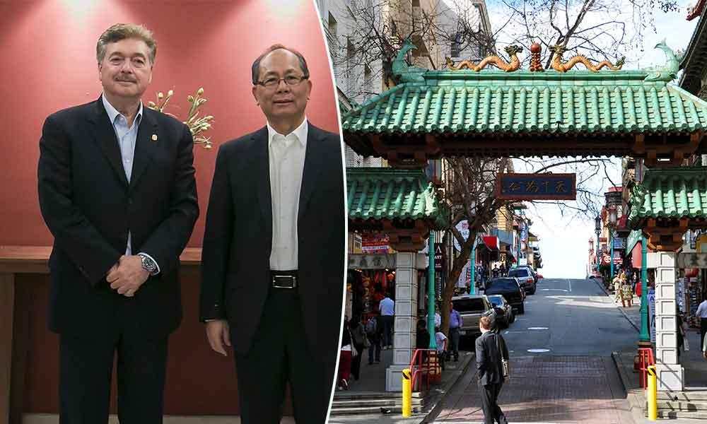Se reúne Gobernador de BC con embajador de la república popular China, Qui Xiaoqi