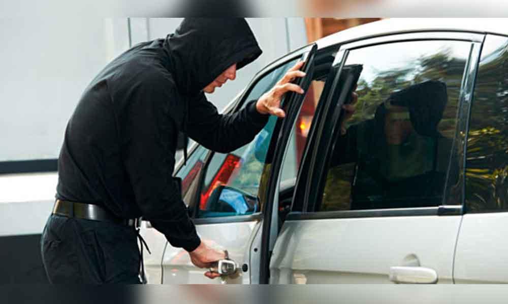 Con este ridículo método se han robado más de 57 mil vehículos