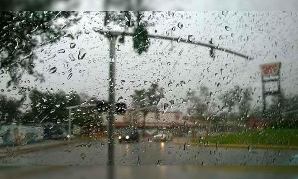 ¡Saca el paraguas! Lluvias llegan el lunes a Tecate
