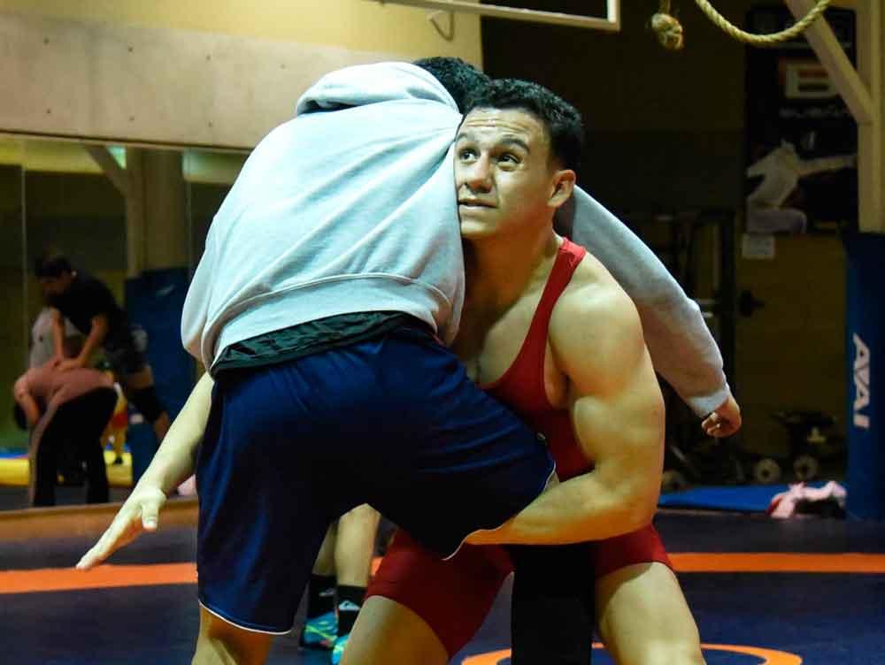 Luchadores de BC competirán en Torneo en la Ciudad de México
