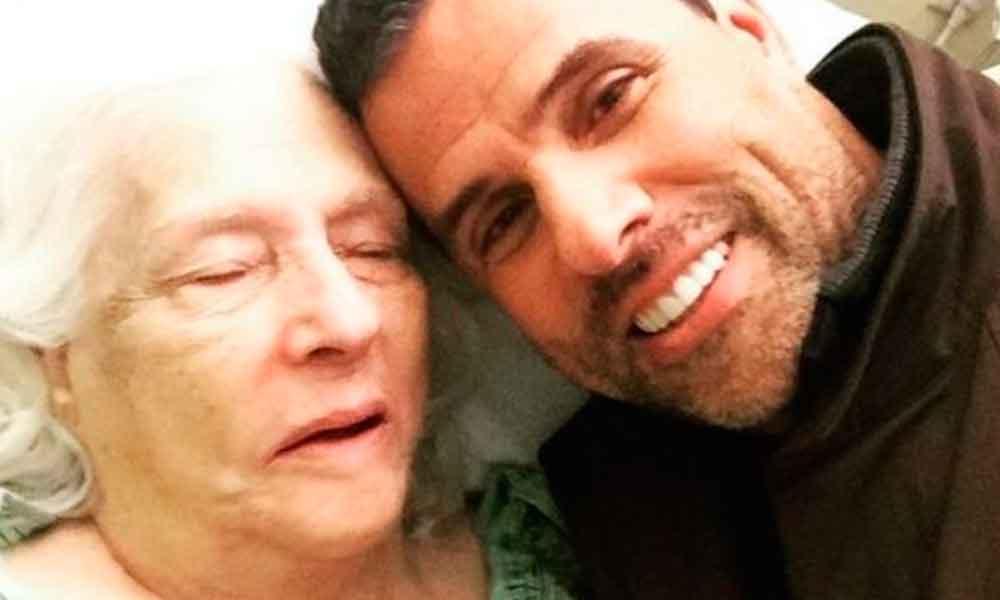 Marco Antonio Regil se despide de su mamá en conmovedor video