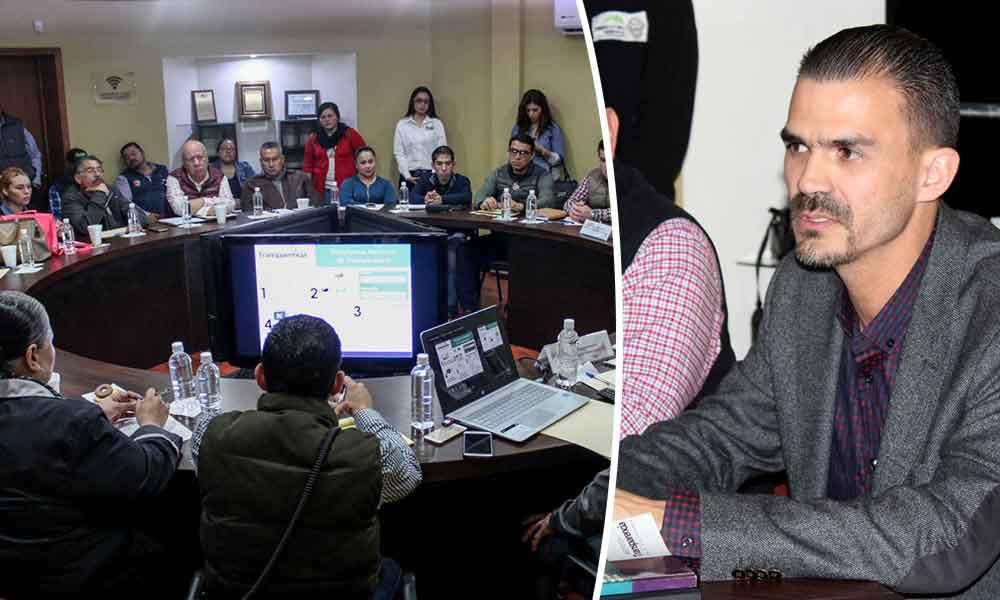 En materia de transparencia hay gran avance en el Gobierno Municipal: Gerardo Sosa Minakata