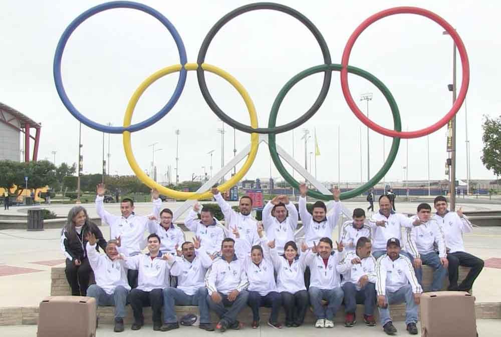 Atletas de BC representarán a México en el Mundial de Olimpiadas Especiales