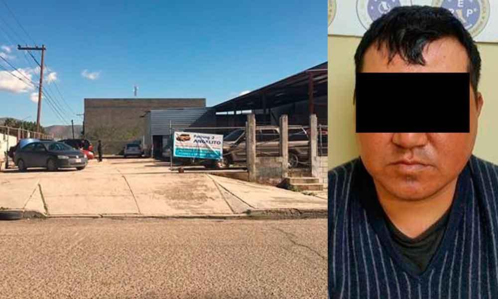 Localizan narcotúnel en Tijuana; un detenido
