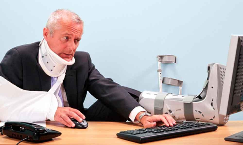 ¿Te enfermaste por tu trabajo? Recibirás 50% menos de tu salario