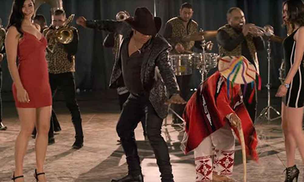 Banda Jerez indignó a todos con su nuevo video