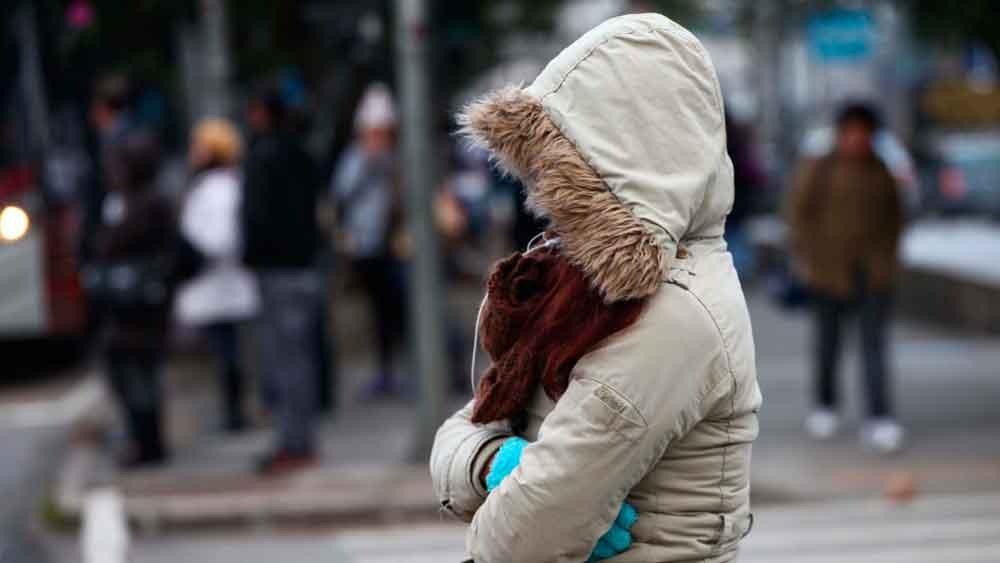 Abrígate: se espera clima muy frío en Baja California