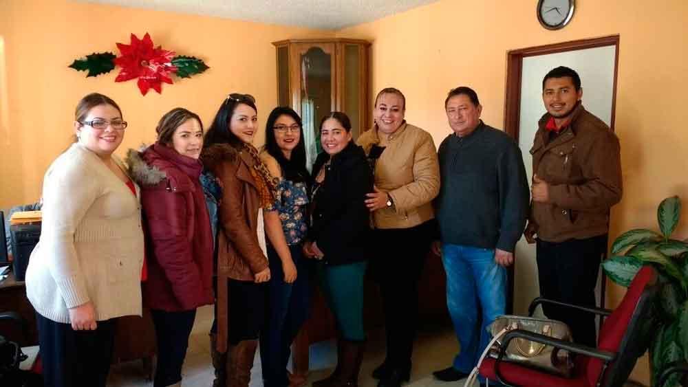 Acerca INMUJER servicios al Valle de las Palmas