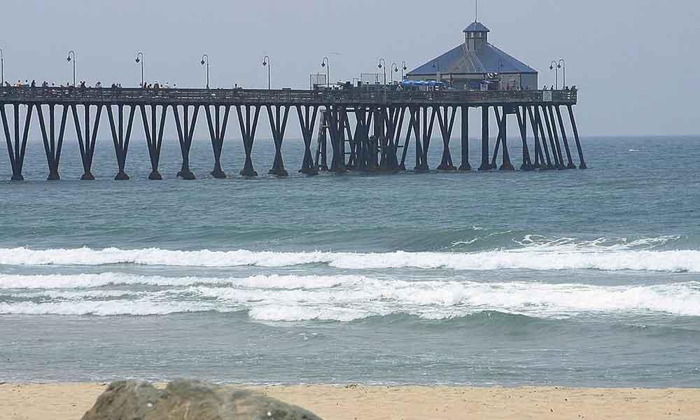 Aguas negras contaminan costa de Imperial Beach