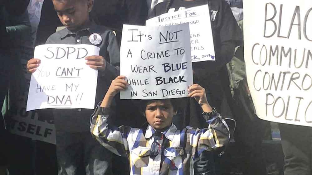 Demandan a Policía de San Diego