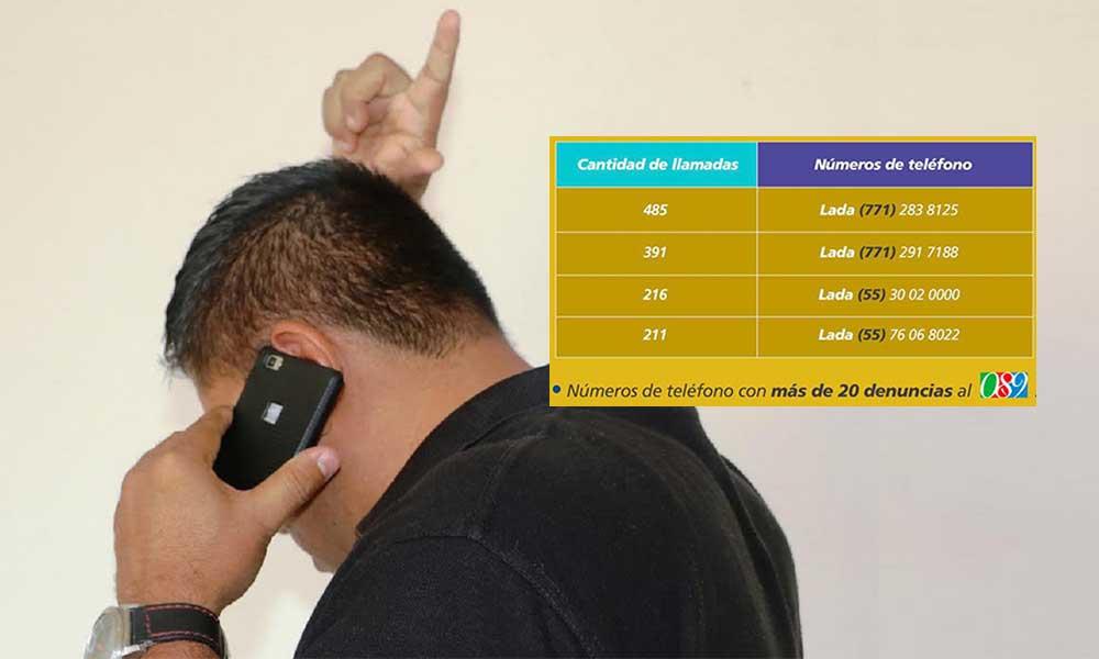 Estos son los números más frecuentes de engaño telefónico en Baja California