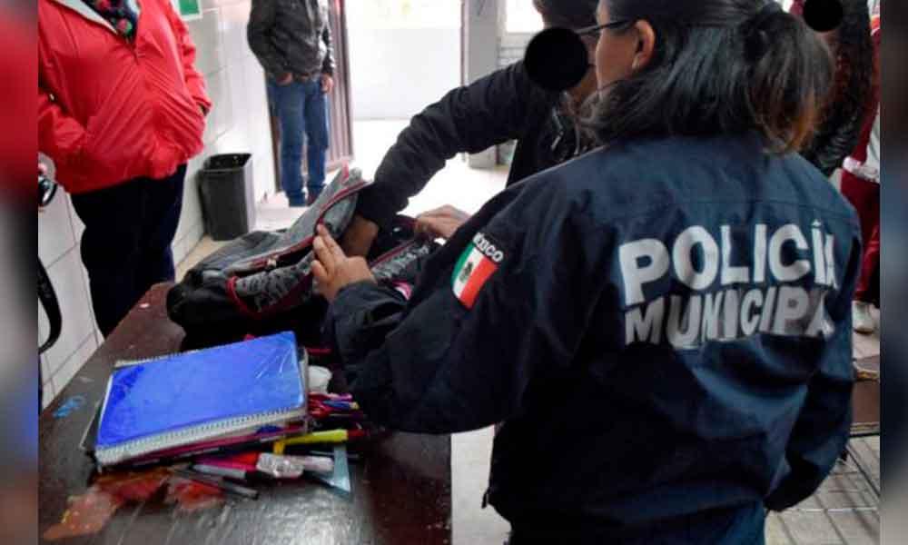 Encuentran droga a 175 estudiantes en escuelas de Baja California