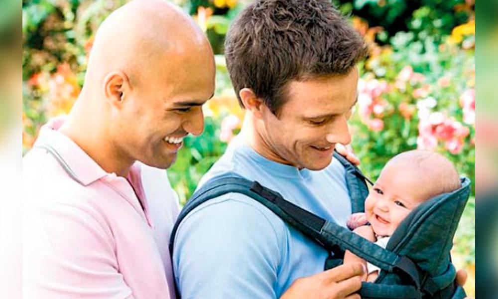 Aprueban derecho a la vida familiar para parejas gay