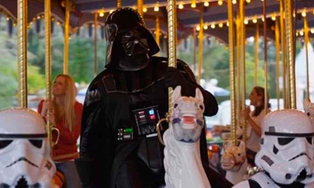 Parque de Star Wars abrirá en 2019
