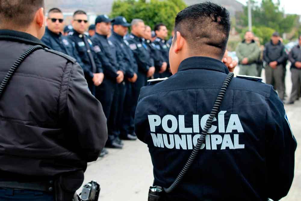 Policía de Tecate logra mayor efectividad
