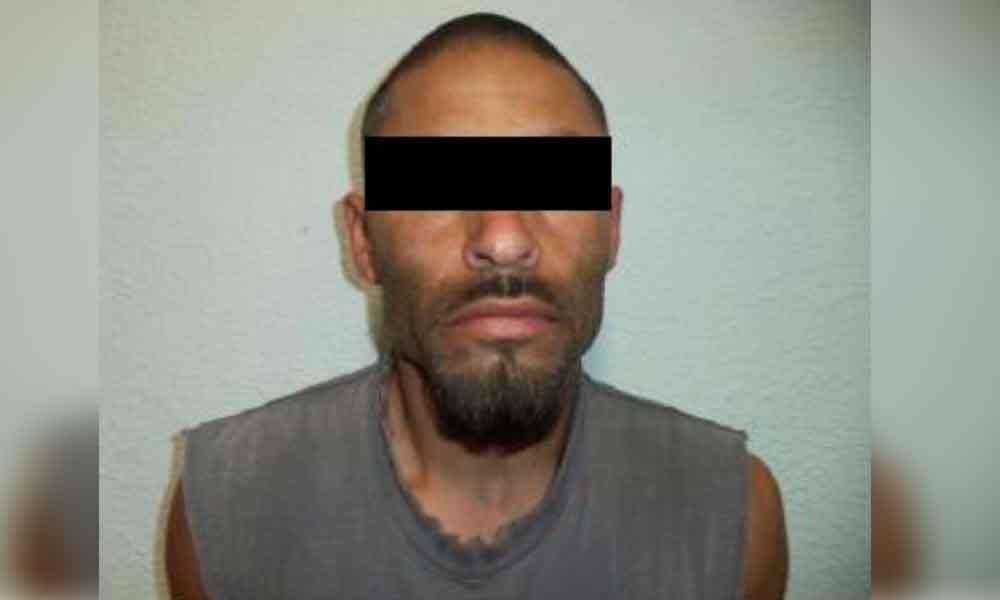 Capturan a presunto homicida en Tecate