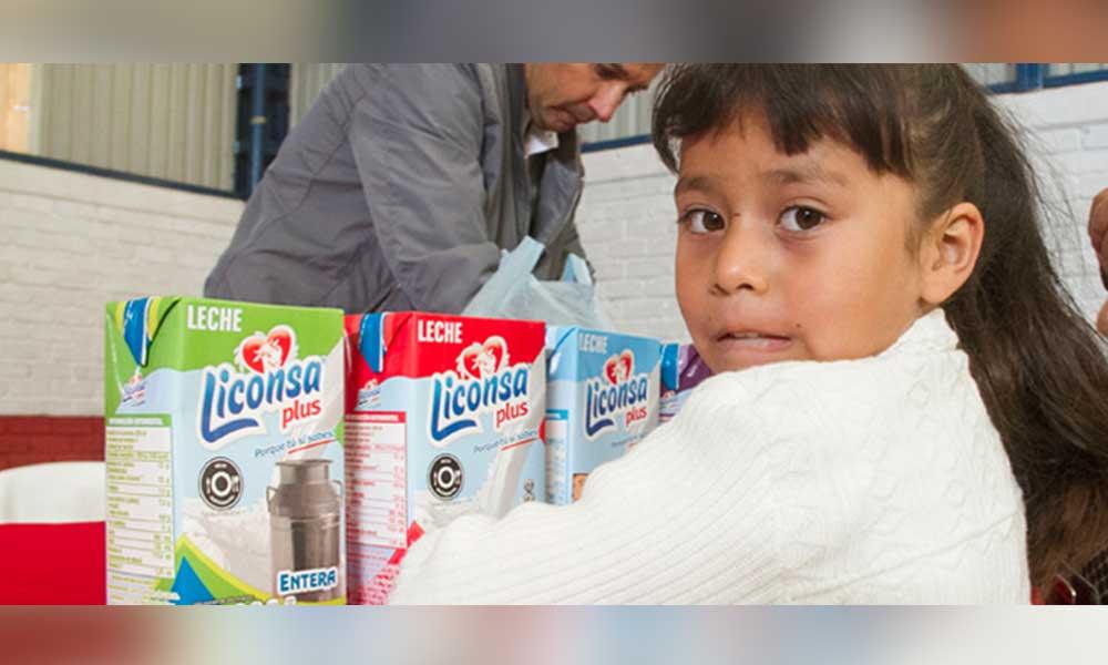 Fortalecerán en Tecate programa nutricional de Liconsa
